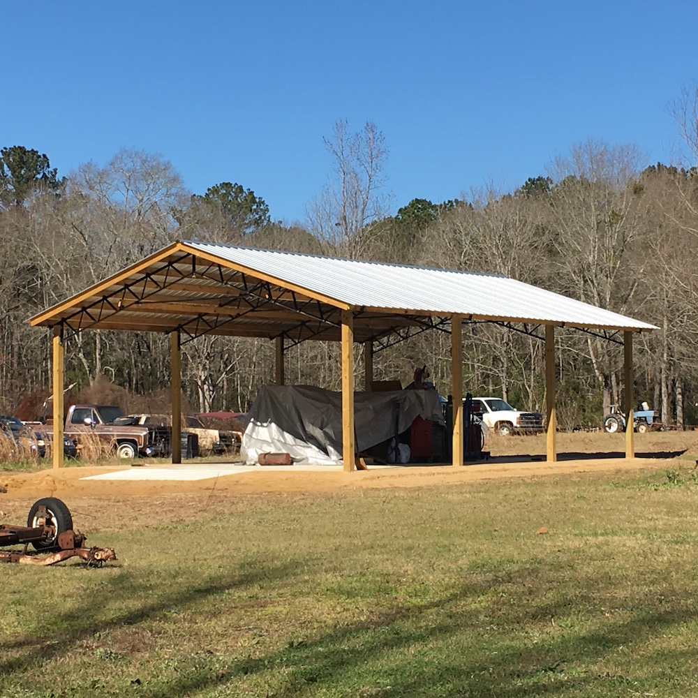 Pole Barns By All Metal Building Systems